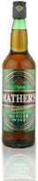 Mather's Green Ginger Wine